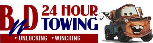 B-N-D 24 Hour Towing