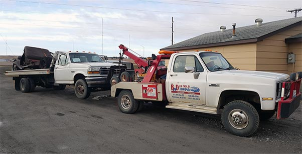 Home | B-N-D 24 Hour Towing | Roadside Assistance